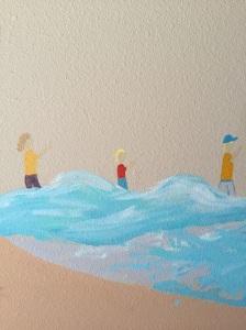 ~vacation mural~