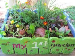 1 st garden